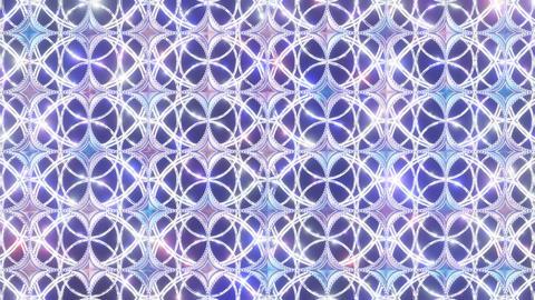 ダイヤ柄背景6 スタイル1 ピンク ブルー CG動画
