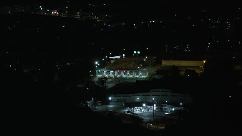 Night-View-Okaya-Junction-0002 Live影片