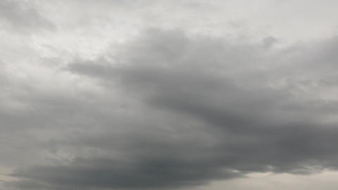 timelapse of the cloudy sky Footage