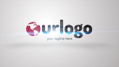Energy Logo Reveal After Effects Template