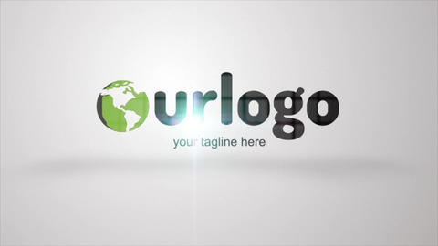 Just Logo Reveal After Effects Template