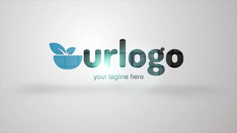 Logo Reveal Bank After Effects Template