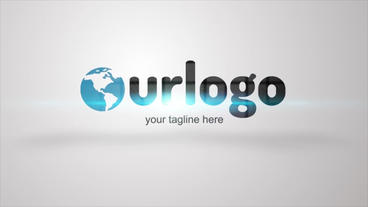 Logo Reveal Machine After Effects Project