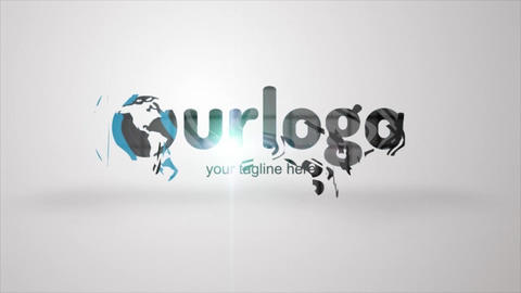 Luxurious Logo Reveal After Effects Template