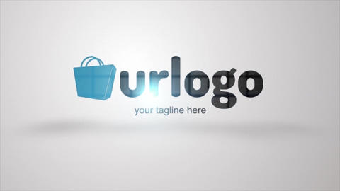 Turbo Logo Animation After Effects Template