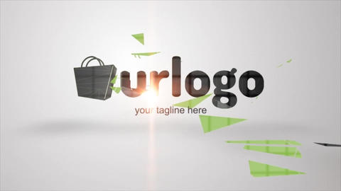 Simply Logo Reveal After Effects Template