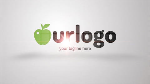 TrueLife Logo Animation After Effects Template