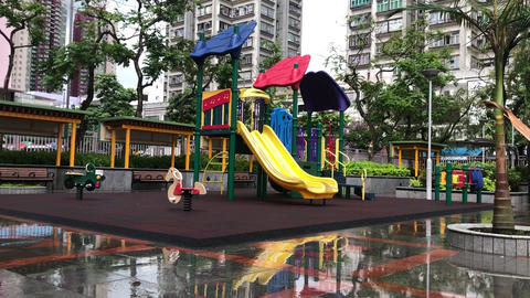 #010 Hong Kong Yuen Long Playground #01 Live Action