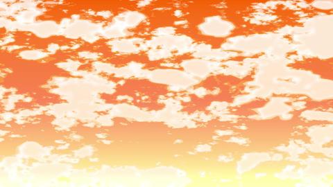 Mov98 cloud ue loop 05 CG動画
