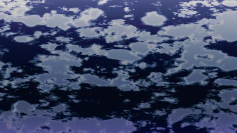 Mov98 cloud ue loop 09 CG動画