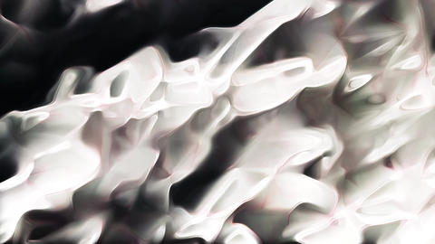 Savage Background Motion With Fractal Design Animation