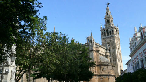 Cathedral of Saint Mary of the See, Seville Footage
