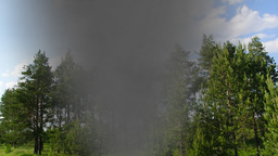 Dust devil Footage
