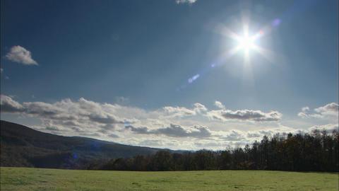 Sun Solar Footage