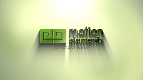 Easy Logo Appearance After Effects Template