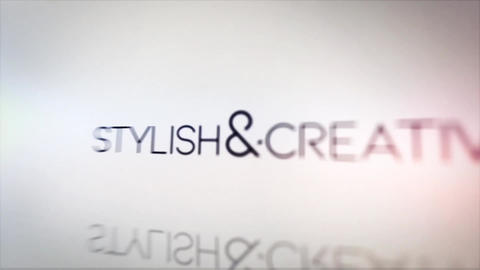 Clean Titles and Logo Reveal After Effects Template
