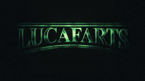 LucaFarts Film Title & Logo Reveal After Effects Template