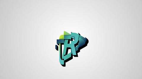 Cartoon Logo After Effects Template