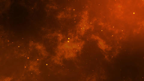 flame particle background HD Animation