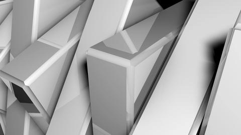 MetallSquares seamless background Animation