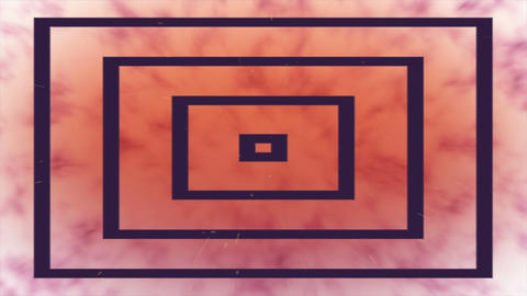 Abstract Rectangle background Animation
