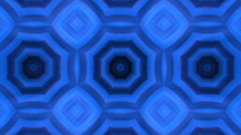 Kaleidoscope BLUE Animation
