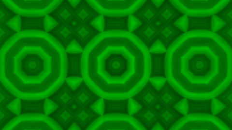 Seamless loop animation kaleidoscope Animation