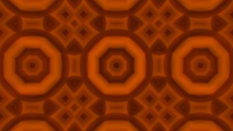 Seamless loop animation kaleidoscope Animation