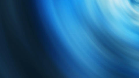 Abstract blue background with swirl Animation