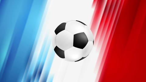 Euro Football Championship video animation Animation
