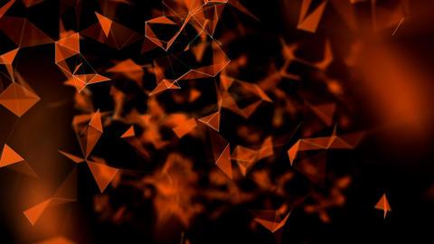 Orange Plexus Mass Animation