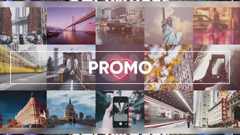 Logo - Multi Photo Opener // Premiere Pro Premiere Pro Template