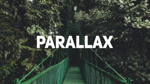 Dynamic Parallax Opener After Effects Template