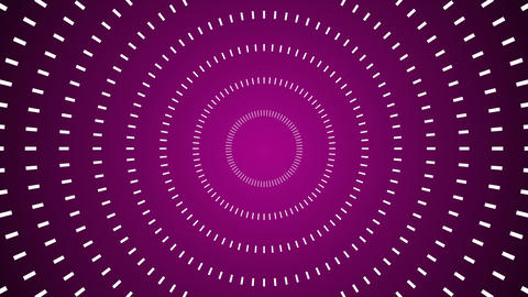 Transition with circles Animation