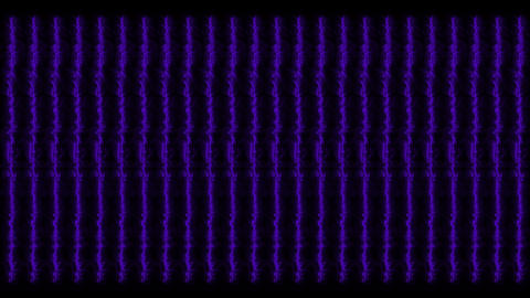 Abstract background with animation of plasma stripes or lines from energy Animation