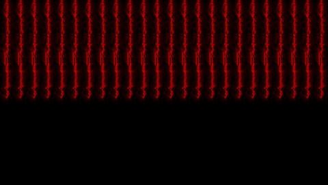Abstract background with animation of plasma stripes or... Stock Video Footage
