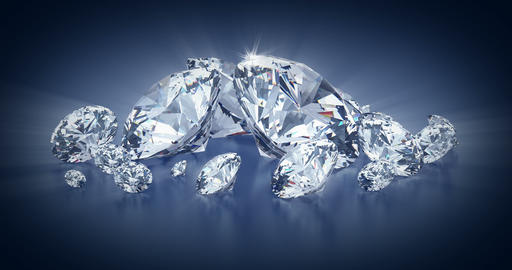 Brilliant Diamond Animation