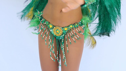 latin brazilian Samba brazil carnaval rio de janeiro sexy girls dance joy show Footage
