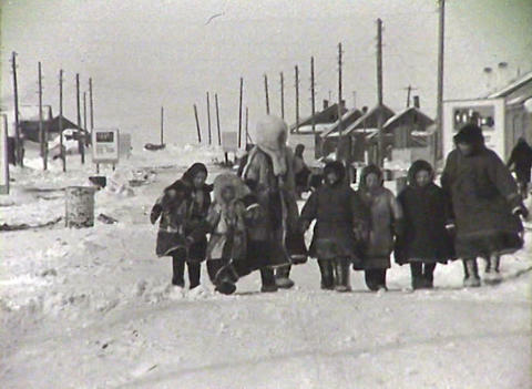 The Chukchi, polar explorers of the North Live Action