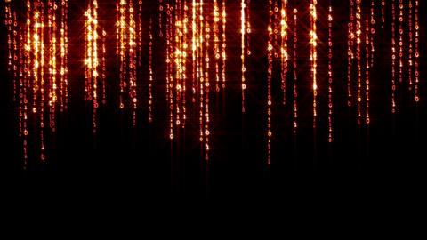 Binary Fashion Wall 7 Stock Video Footage
