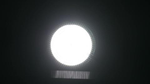 High Light Slow Shutter Effect Loop 2 Stock Video Footage