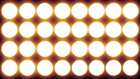 Led Lights Red 1 Stock Video Footage