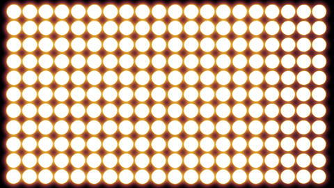 Led   Lights   Red  6 stock footage