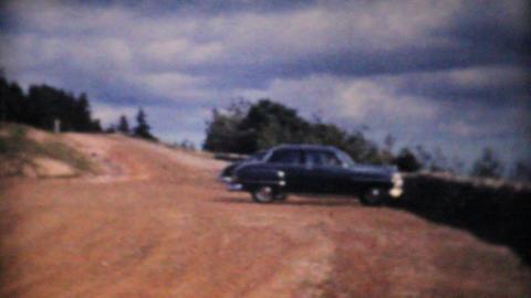 Dalvay By The Sea Resort Prince Edward Island 1958... Stock Video Footage