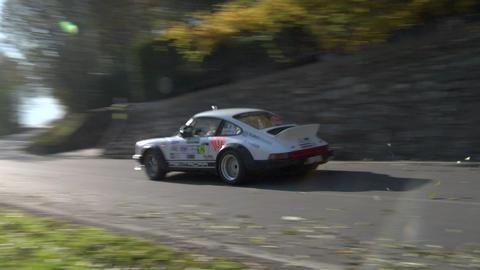 rally vintage 02 Footage