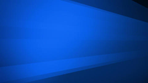 Ken - Blue Geometric Abstract Video Background Loop Stock Video Footage