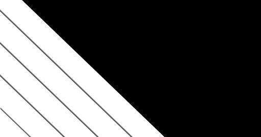 abstract multi transition shape triangle and square lines wave brush stroke stripes black and white Footage