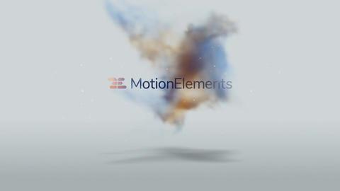 Smoky Balls Logo After Effectsテンプレート