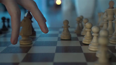 A Chess Single Player Live Action