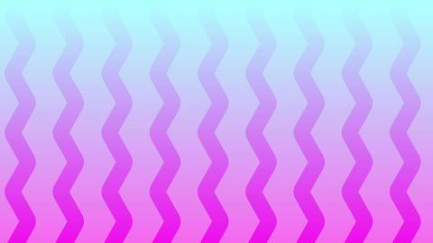 wave-blue/pink CG動画